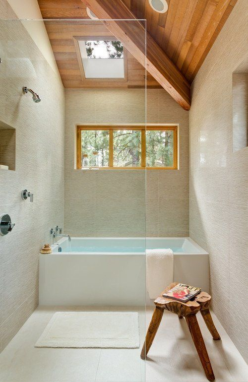 Bathtub Shower Design Ideas