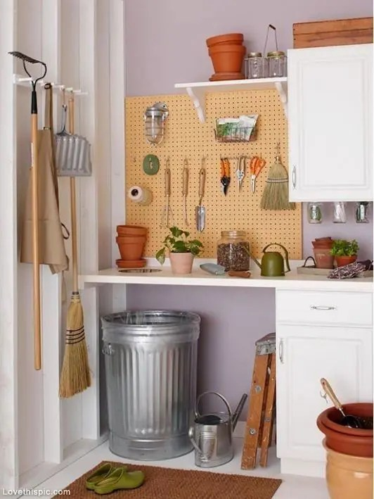 unfinished kitchen pantry hotel with new york 33 practical garden shed storage ideas - digsdigs