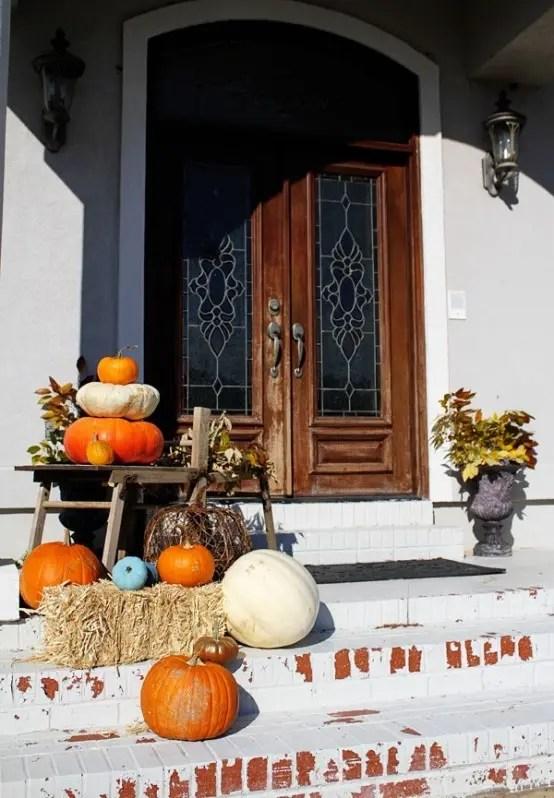 85 Pretty Autumn Porch Dcor Ideas  DigsDigs
