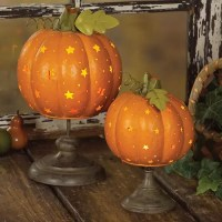 44 Pumpkin Dcor Ideas For Home Fall Dcor - DigsDigs