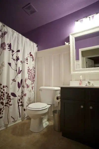 A glamorous purple bedroom design · 2. 33 Cool Purple Bathroom Design Ideas - DigsDigs