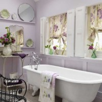 33 Cool Purple Bathroom Design Ideas - DigsDigs