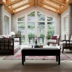 Sunroom Living Room Brown Couch Ideas 75 Awesome Design Digsdigs Really For Gatherings