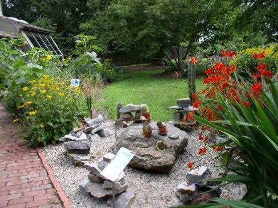 18 Relaxing Japanese Inspired Front Yard Décor Ideas DigsDigs