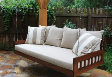 Outdoor Hanging Beds