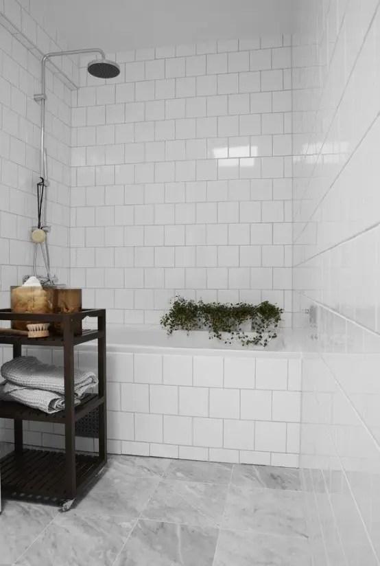 50 Relaxing Scandinavian Bathroom Designs DigsDigs