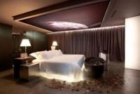 48 Romantic Bedroom Lighting Ideas - DigsDigs