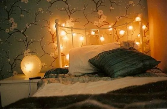 These guidelines explain what an led c. 48 Romantic Bedroom Lighting Ideas - DigsDigs