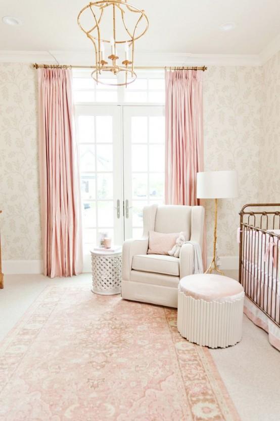 Pantones 2016 Color 28 Rose Quartz Home Dcor Ideas  DigsDigs