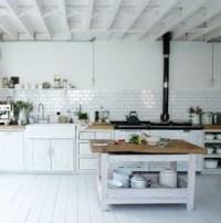 33 Rustic Scandinavian Kitchen Designs - DigsDigs