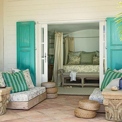 59 Sea And Beach Inspired Living Rooms  DigsDigs