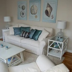 Beach Living Room Decor Decorating Ideas Pics 37 Sea And Inspired Rooms - Digsdigs