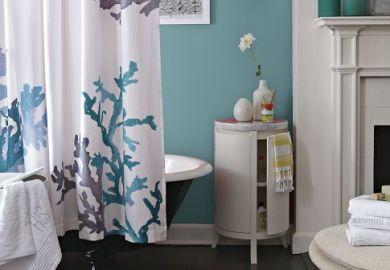Bathroom Ideas On Pinterest Nautical Shower Curtains