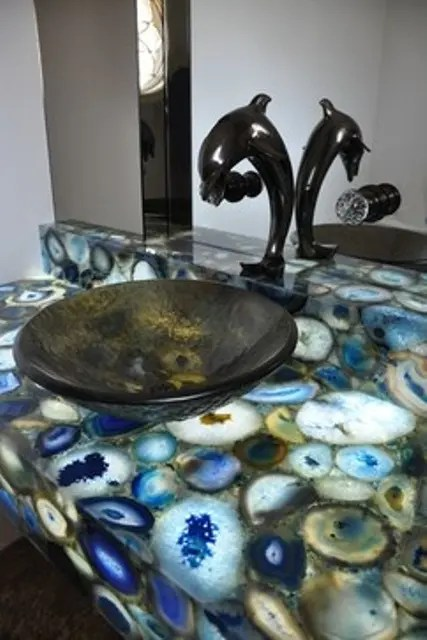 69 Sea Inspired Bathroom Dcor Ideas DigsDigs