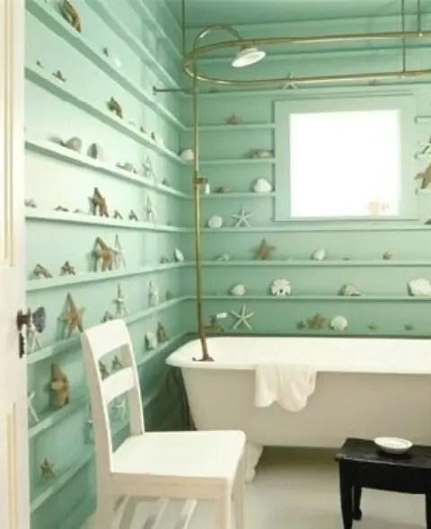 44 SeaInspired Bathroom Dcor Ideas  DigsDigs