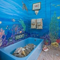 44 Sea-Inspired Bathroom Dcor Ideas | DigsDigs
