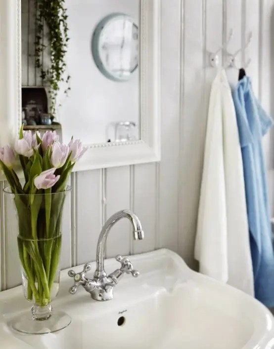 Vine Shabby Chic Bathroom Accessories The For