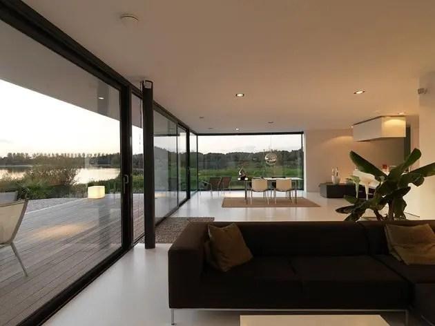 S House by Grosfeld van der Velde Architects  DigsDigs