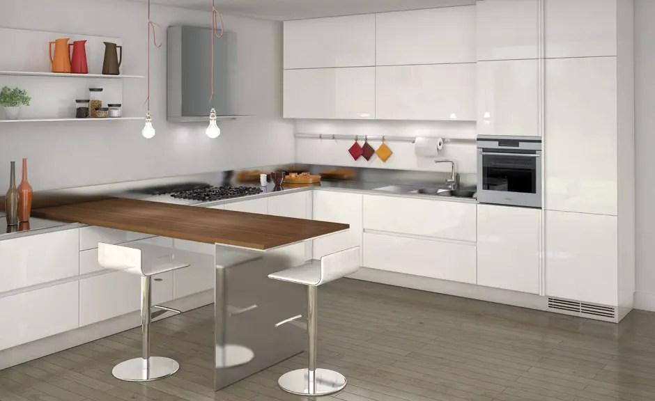Sleek Kitchen Designs