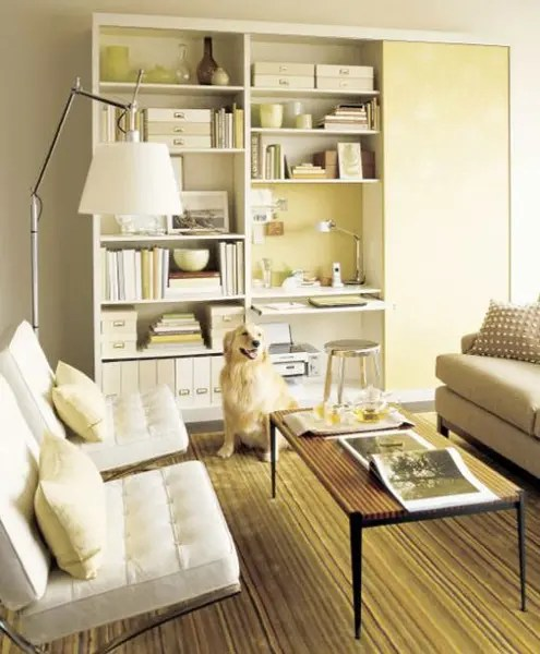 living room cabinet design ideas painting small look larger 60 simple but smart storage digsdigs several bookcases could become your tiny yet functional home office right in the