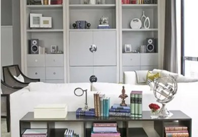 Storage Smart Ideas For Living Room