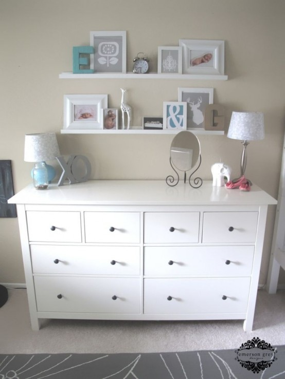 Wallpaper Of Stylish Little Girl 37 Ikea Hemnes Dresser Decor And Hack Ideas Digsdigs