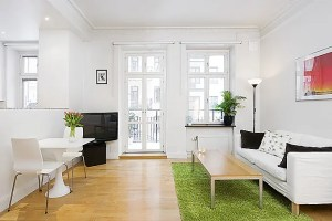 Small and Thoughtful Swedish Apartment Interior Design ...