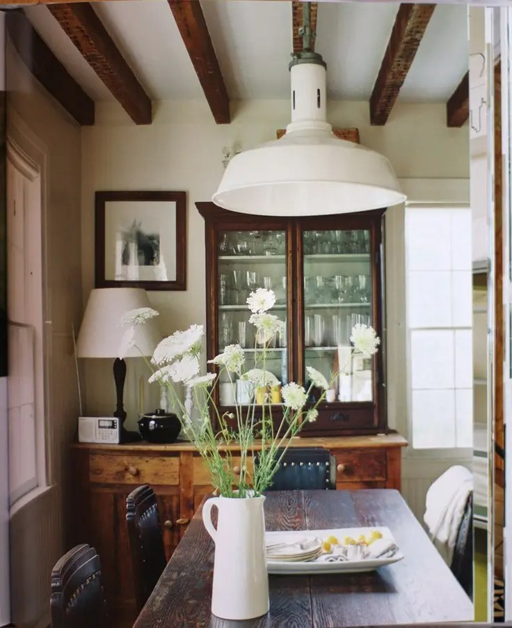 30 Small Dining Rooms And Zones Decorated With Style
