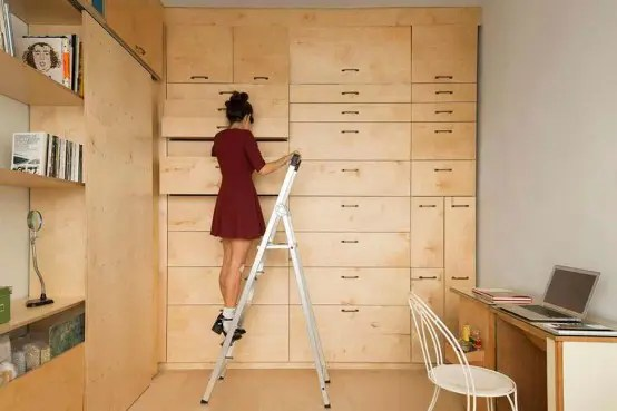 Smart 15 Square Meters Apartment Design  DigsDigs