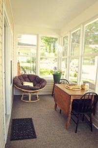 26 Smart And Creative Small Sunroom Dcor Ideas - DigsDigs
