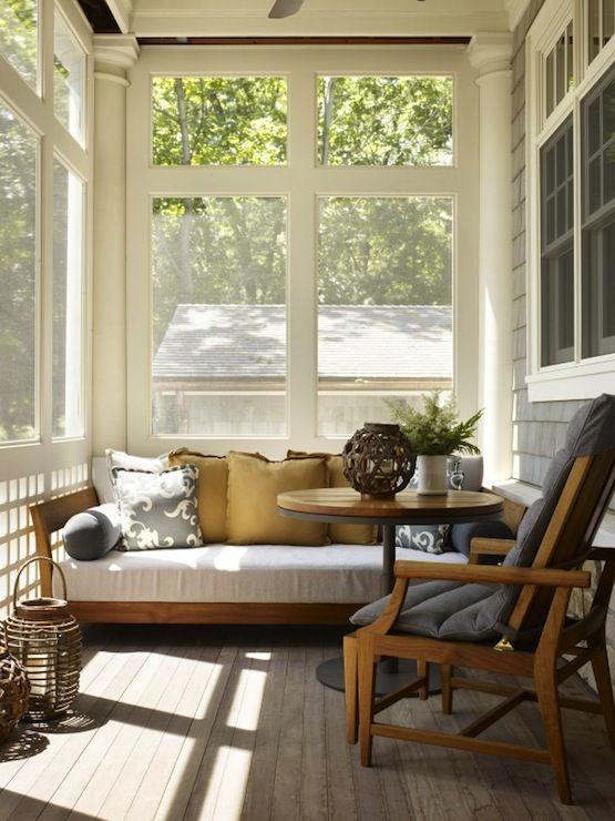Gambar Interior Teras Rumah Sederhana