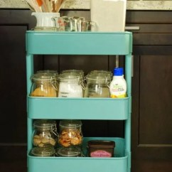 Kitchen Utility Carts Grohe Faucet 60 Smart Ways To Use Ikea Raskog Cart For Home Storage ...