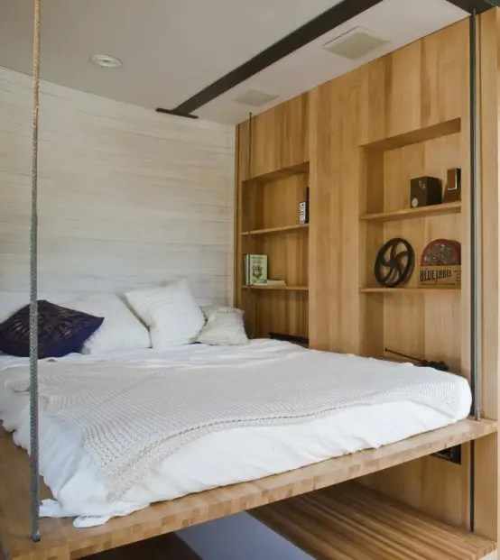 13 Space Saving Retractable Loft Beds DigsDigs