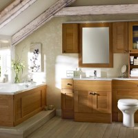 45 Stylish And Cozy Wooden Bathroom Designs - DigsDigs