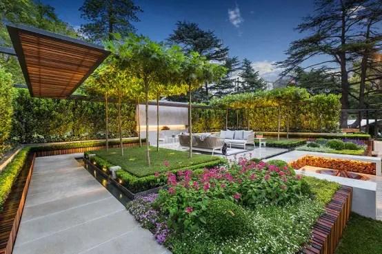Garden Pond Edging Ideas