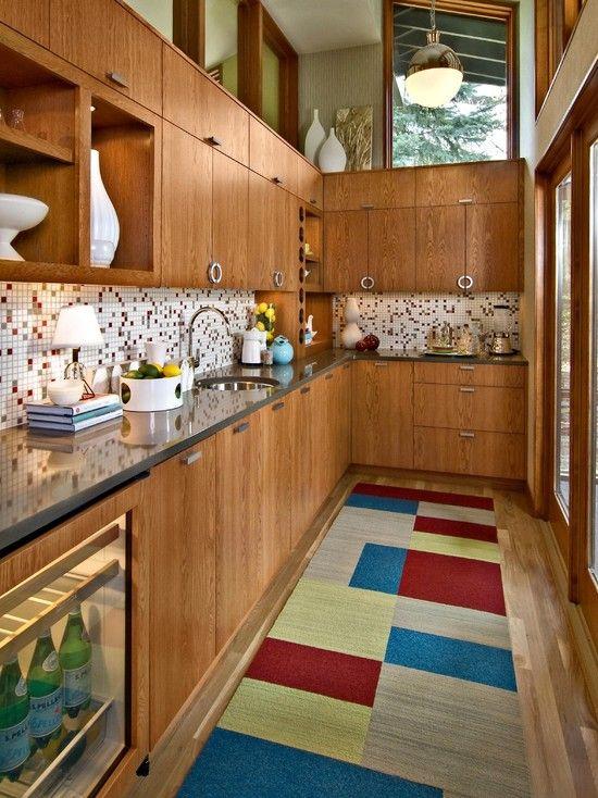 39 Stylish And Atmospheric MidCentury Modern Kitchen