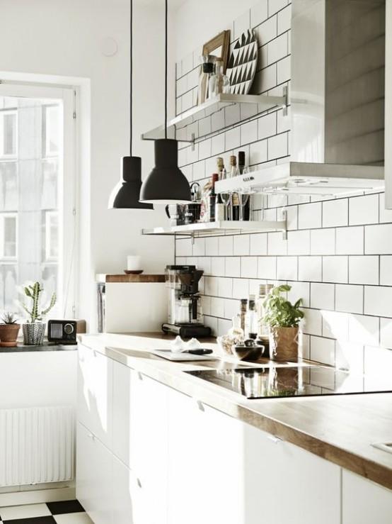 39 Stylish And Atmospheric MidCentury Modern Kitchen Designs  DigsDigs