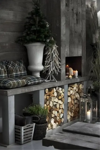 38 Stylish Christmas Dcor Ideas In All Shades Of Grey