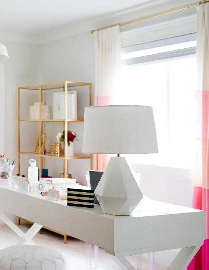 27 Stylish Geometric Home Office Dcor Ideas  DigsDigs