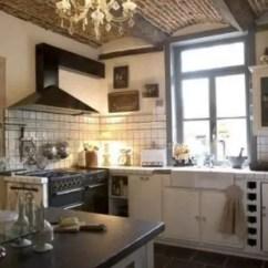 Kitchen Ceilings Tall Table With Bench 74 Stylish Kitchens Brick Walls And Digsdigs