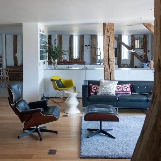 90 Stylish Mid-Century Living Room Design Ideas - DigsDigs