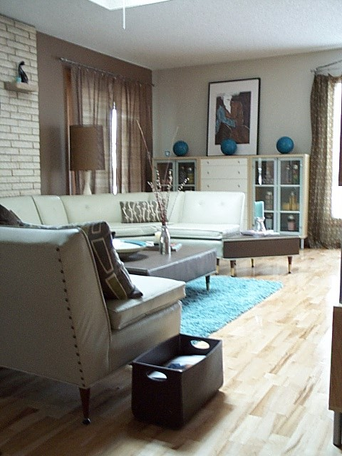 79 Stylish MidCentury Living Room Design Ideas  DigsDigs