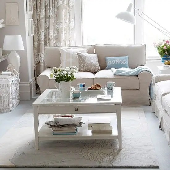 neutral living room ideas 35 Stylish Neutral Living Room Designs - DigsDigs