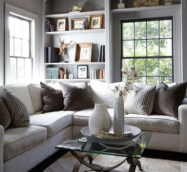 35 Stylish Neutral Living Room Designs