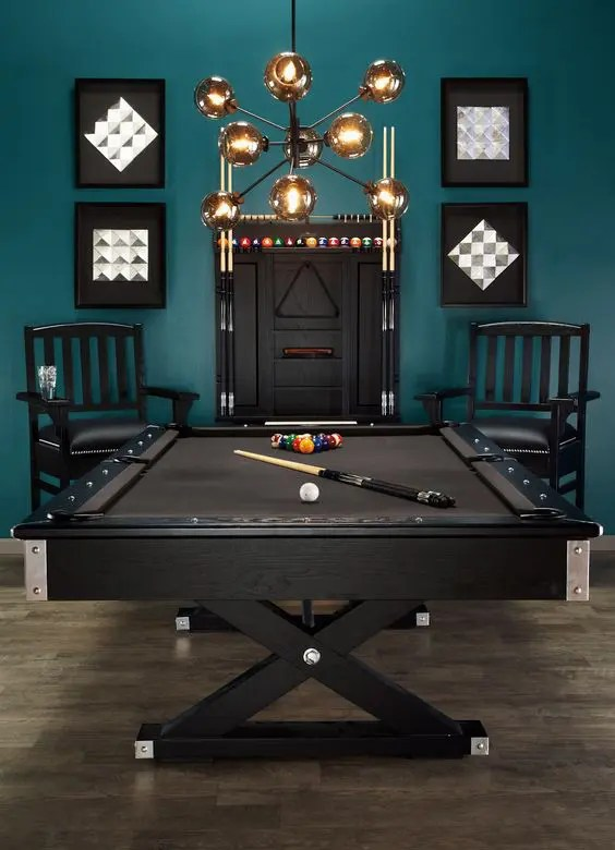 Creating A Basement Game Room 4 Tips And 41 Examples