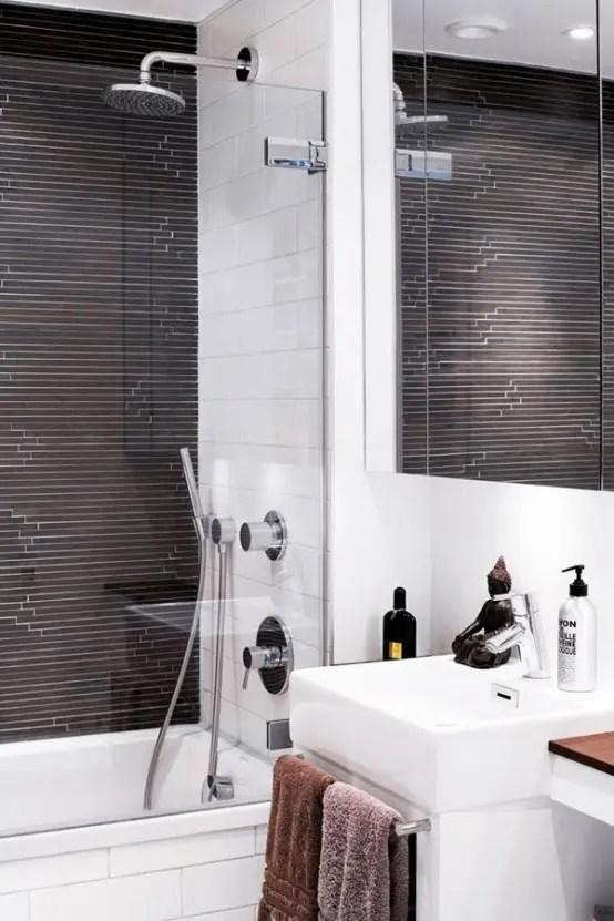 97 Stylish Truly Masculine Bathroom Dcor Ideas