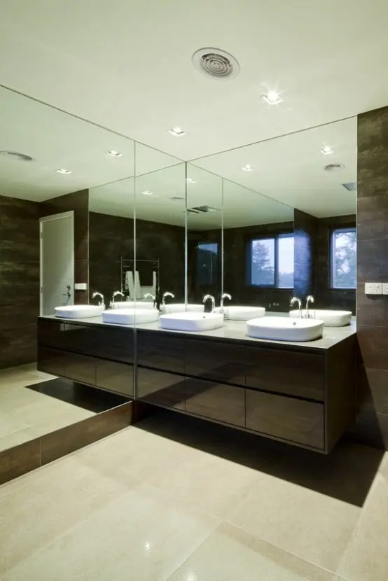 97 Stylish Truly Masculine Bathroom Dcor Ideas DigsDigs