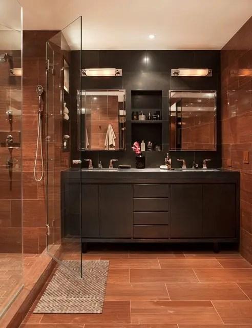 97 Stylish Truly Masculine Bathroom Dcor Ideas DigsDigs