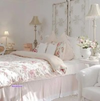 33 Sweet Shabby Chic Bedroom Dcor Ideas - DigsDigs
