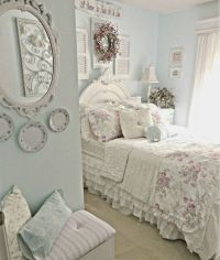 33 Sweet Shabby Chic Bedroom Dcor Ideas | DigsDigs